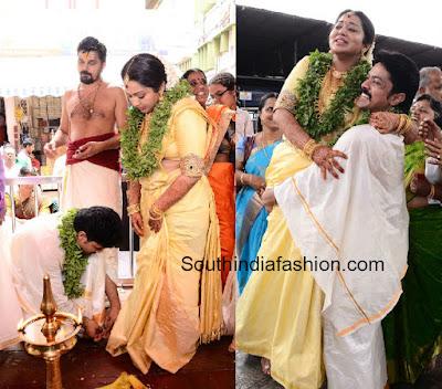 actor_harish_marriage_with_drabhinaya