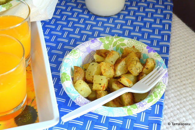 Southern Style Hash Browns