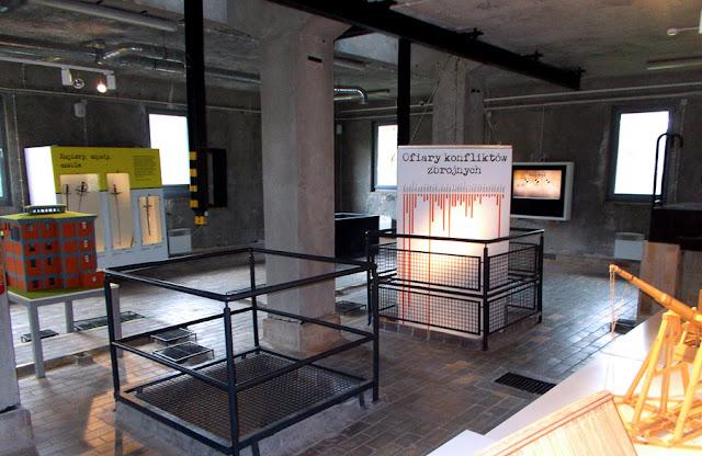 Ekspozycja w Exploseum DAG Fabrik Bromberg