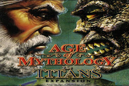 Get Free Download Game Age Of Mythology The Titans for Computer PC or Laptop