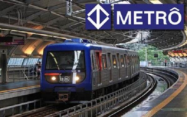 Metrô abre 250 vagas de estágio para níveis superior e técnico em SP (Reprodução/Metrô)