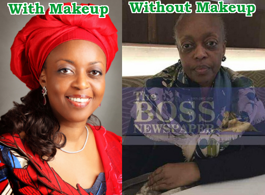 diezani loses hair breast cancer