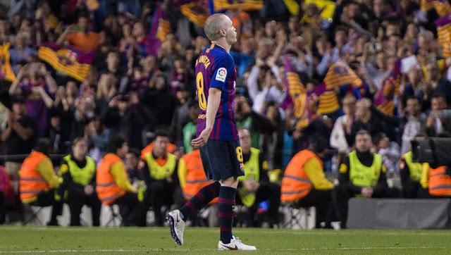 Le Barça passe à l'action pour le successeur d'Andrés Iniesta