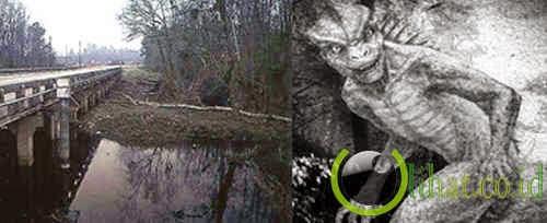 Manusia Kadal dari Scape Ore Swamp