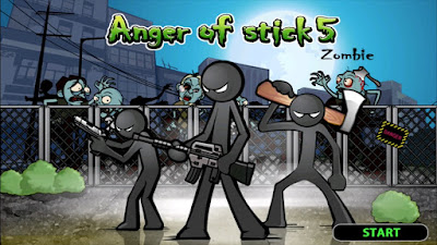 Anger of Stick 5: Zombie screenshot 0