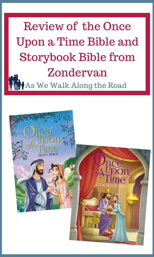 Review of the Once Upon a Time Bible