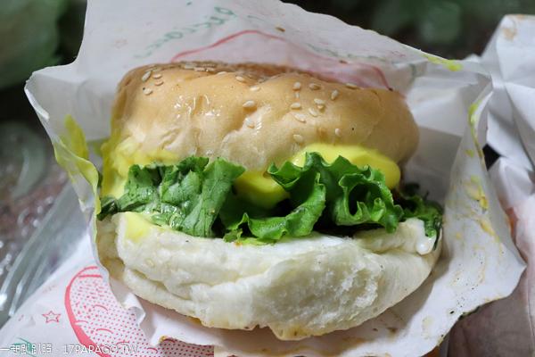 台中大里|喬治素食漢堡|十大人氣街頭餐車|全台夜市巡迴|素食車隊多樣美食選擇