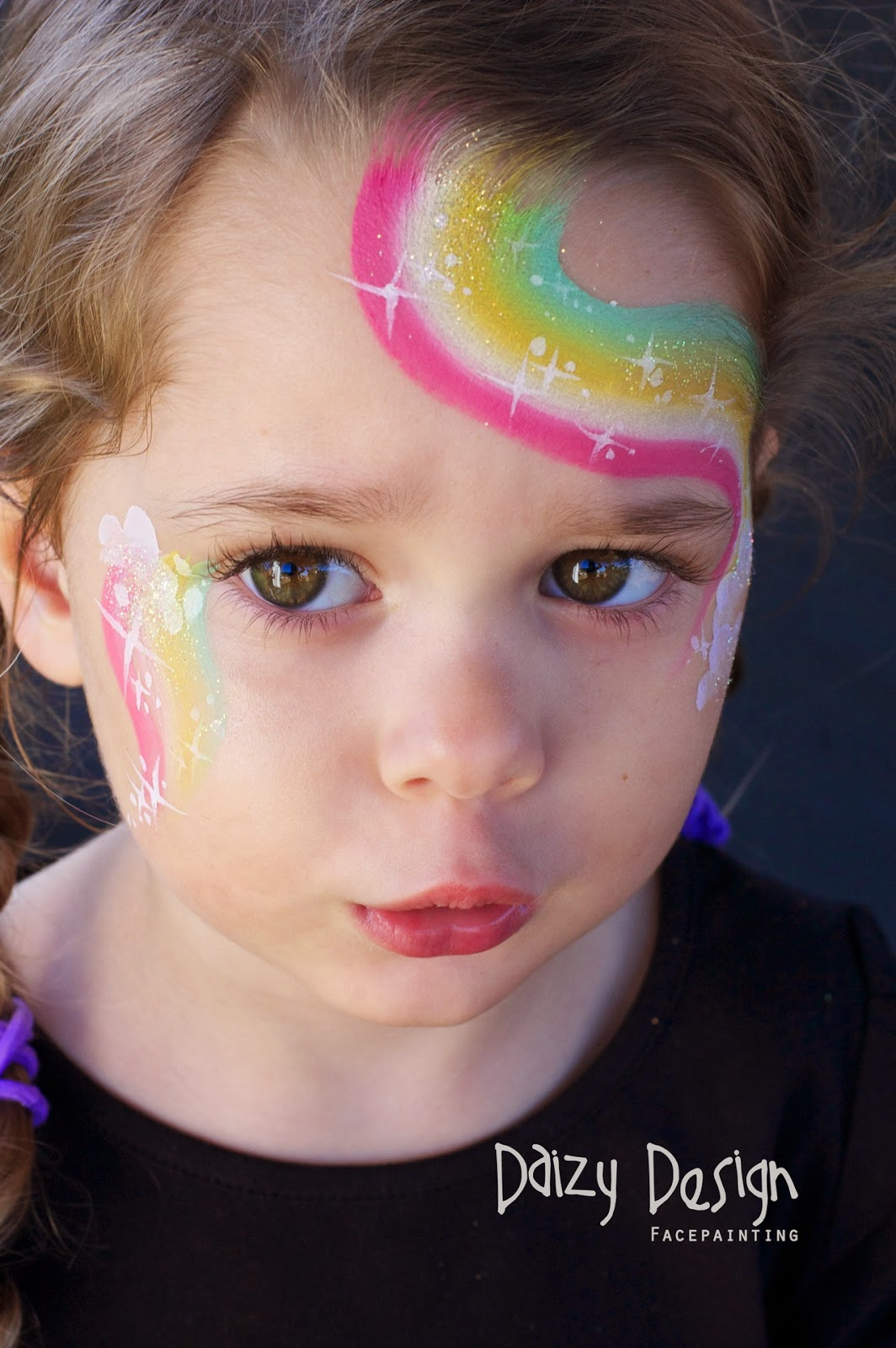 Amazing Face Painting Images