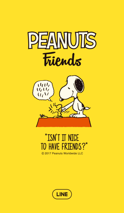 Snoopy and the Peanuts Friends