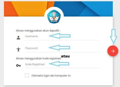 Cek Progres Sinkronisasi Dapodik Semester Genap 2016/2017 di dapo.dikdasmen.kemdikbud.go.id