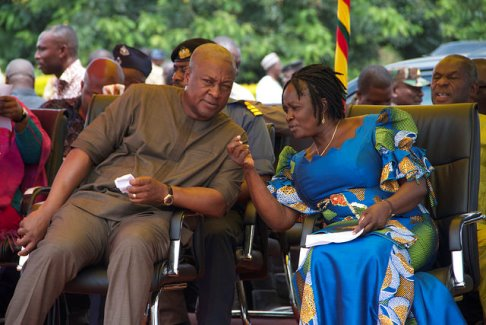 Prez. Mahama Destroying Ghana - He blows $40m on dictionaries