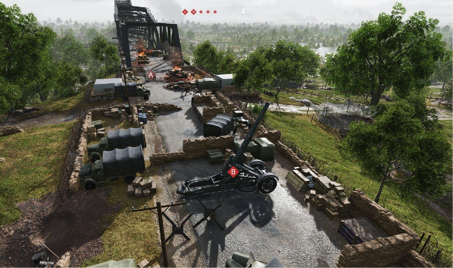 Modo Rush Battlefield V