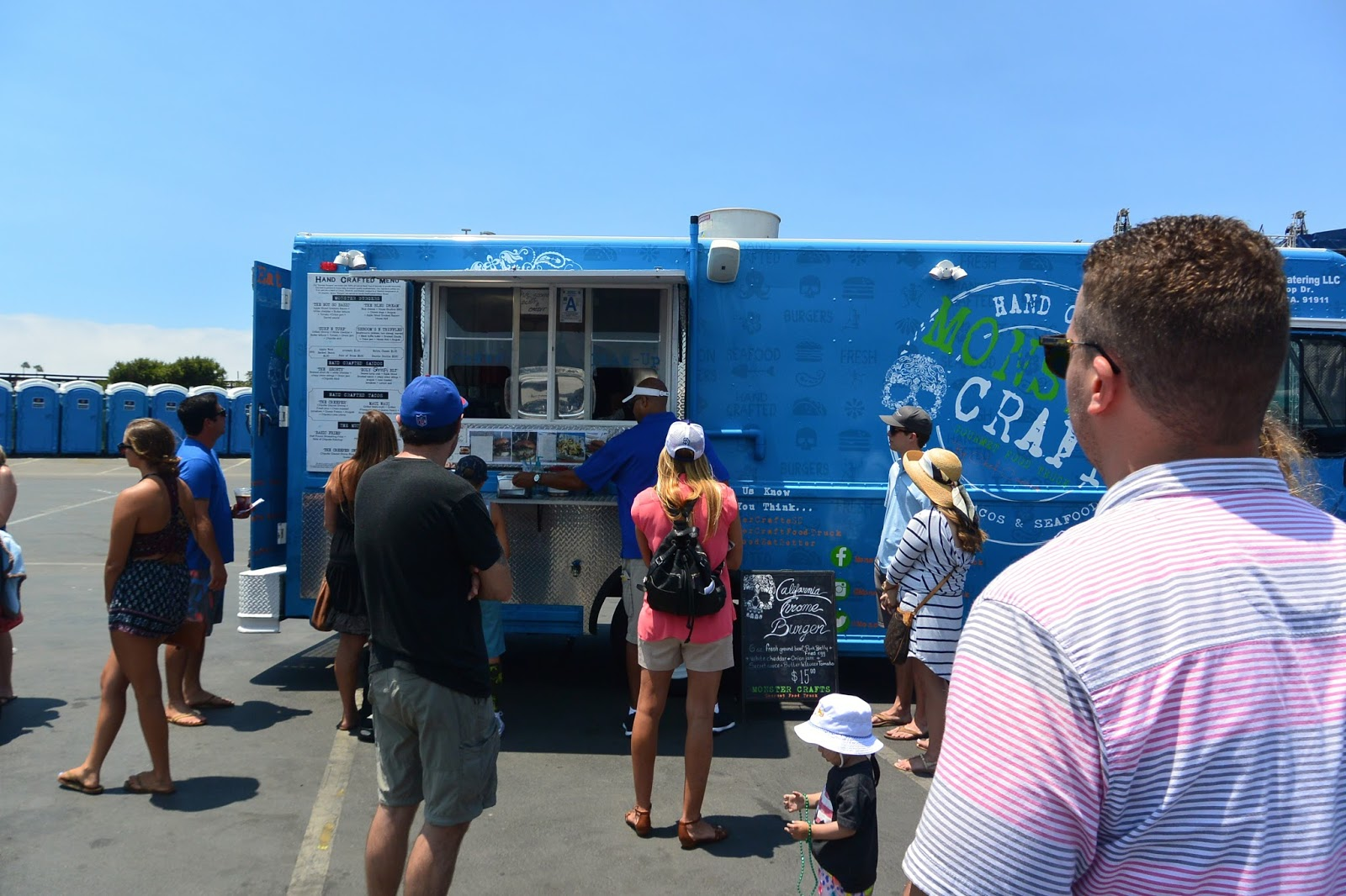 Food truck festival and craft beer fest at del mar for Food truck and craft beer festival