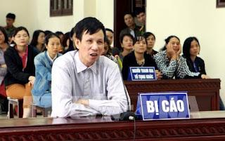 Chuyên gia liên hợp quốc cổ xúy cho các đối tượng phạm tội