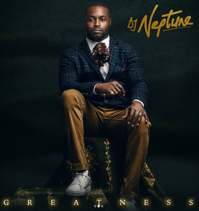 DJ NEPTUNE FT. MI ABAGA, JESSE JAGZ  – BLOOD & FIRE | Audio Download