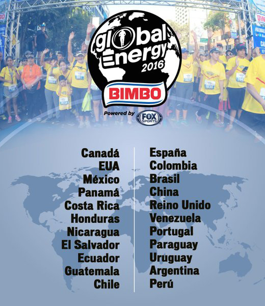 Bimbo Global Energy Race