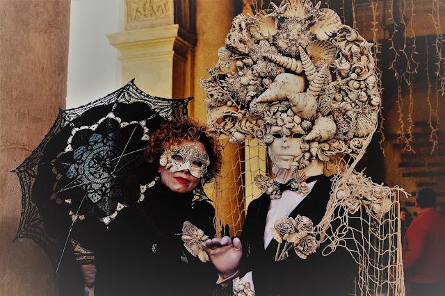 maschere venezia carnevale