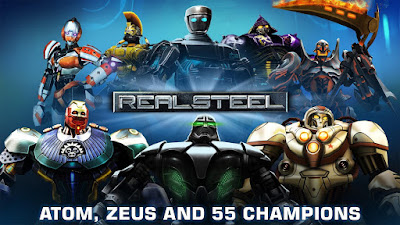 Download Real Steel HD
