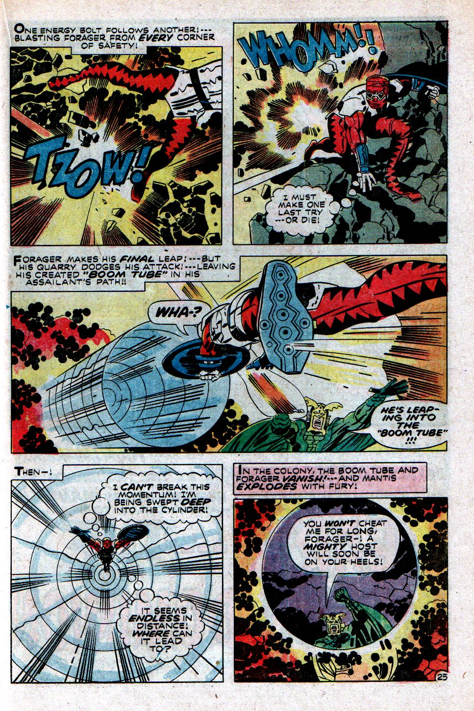The New Gods (1971) issue 9 - Page 32