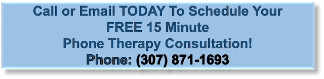 Call or email TODAY to Schedule Your FREE 15 Minute Phone Therapy Consultation with Katelyn Pertile Physical Therapy and Wellness in Green River Wyoming!  Phone: (307) 871-1693