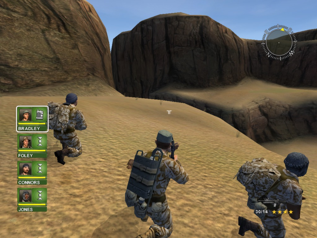 تحميل لعبة حرب الصحراء 3
