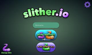 Slither.io MOD APK v1.4.4 Hacks Versi Terbaru Tanpa Iklan