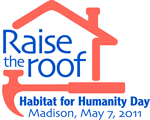 Tidings Raise The Roof For Habitat For Humanity