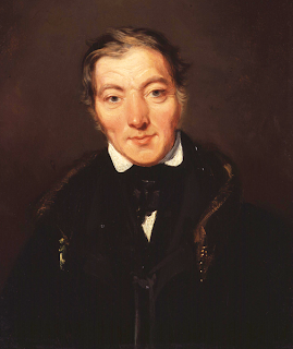 Robert Owen, by William Henry Brooke