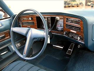 1975 Pontiac Grand Ville Steering Wheel