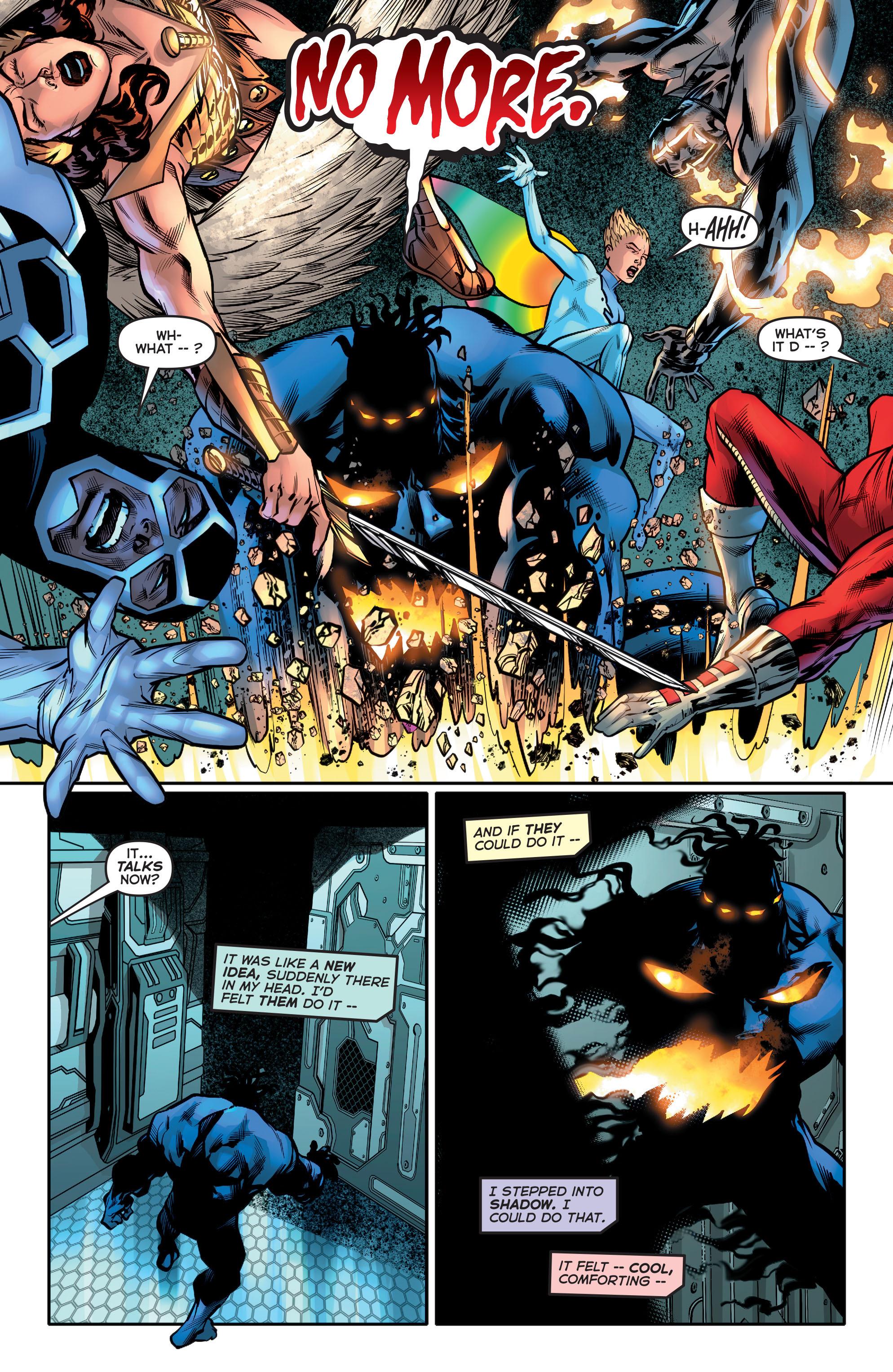 Read online Astro City comic -  Issue #31 - 17