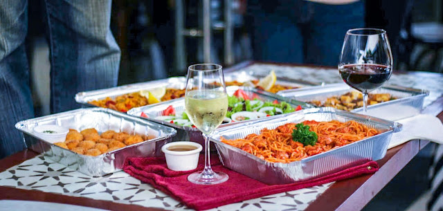 Barcino Party Trays and Packages