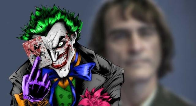 خواكين فينيكس في أول ظهور لشخصية فيلم Joker بمكياج عادي لكن بضحكة الأكثر شراً في تاريخ شخصية الجوكر الجوكر