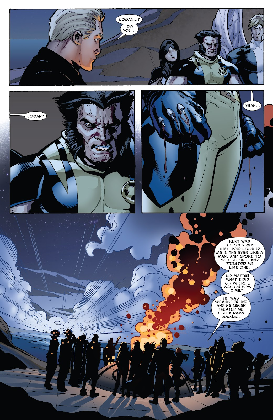 Read online X-Men: Second Coming comic -  Issue # _TPB (Part 2) - 58