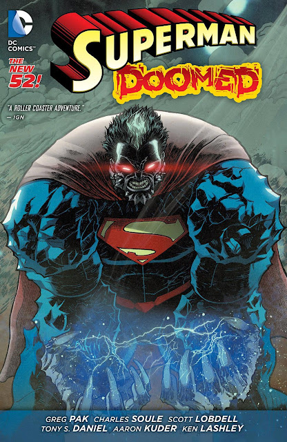 superman doomed comic