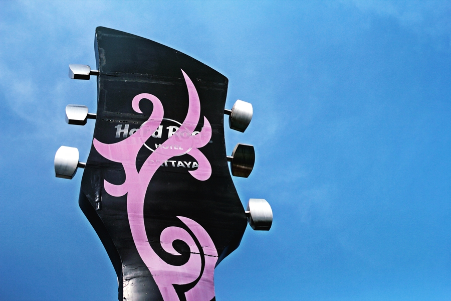 hard rock hotel pattaya review