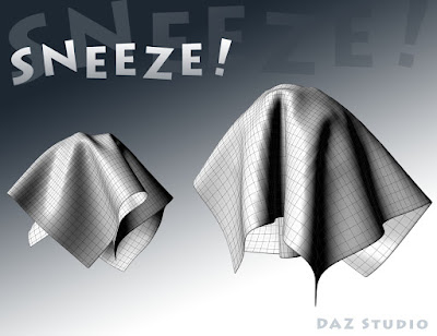 Sneeze! for Genesis 3 Female