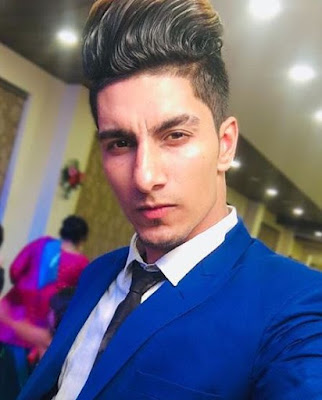 Ashish Bhatia is back on MTV Splitsvilla 12 after Roadies Real