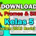 Download Prota Promes dan Silabus Kelas 5 Kurikulum 2013 Revisi 2017