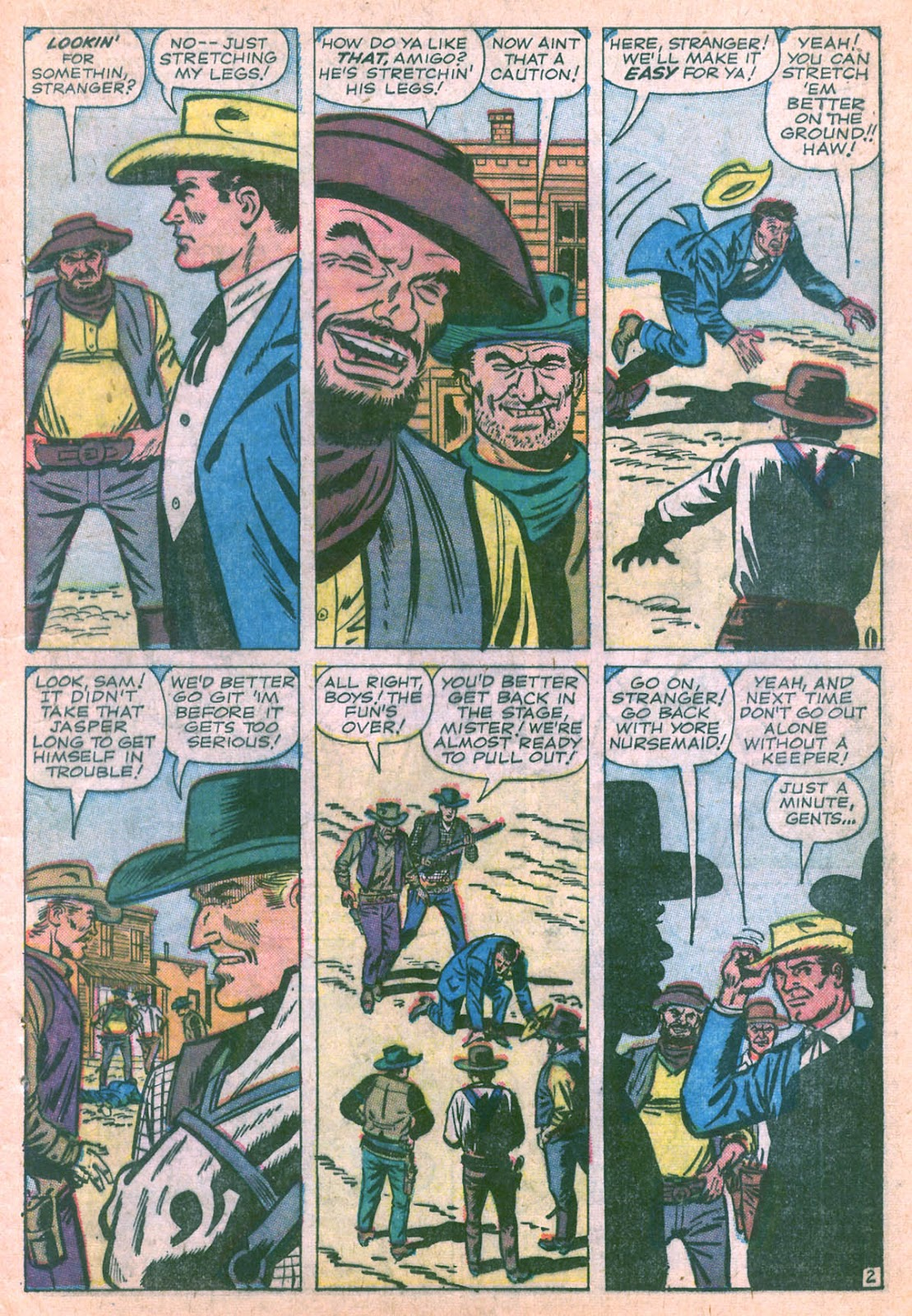 The Rawhide Kid (1955) issue 36 - Page 21