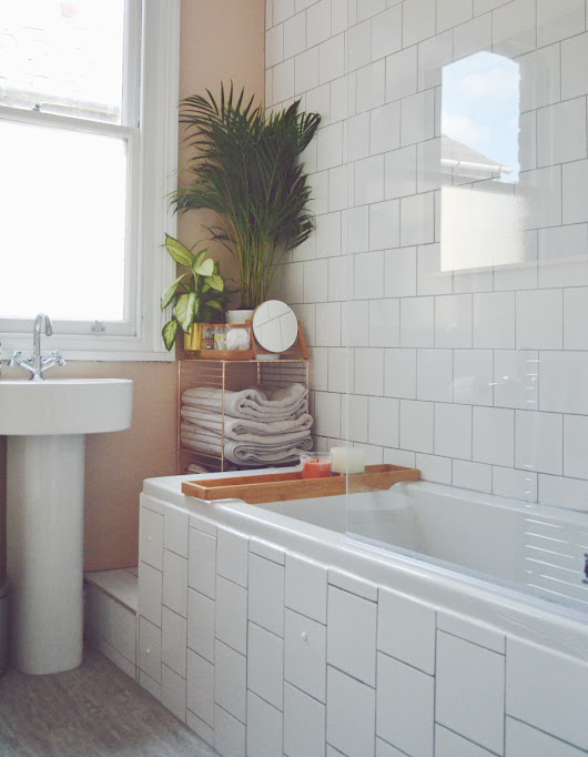 Our Bathroom Renovation: Before and After