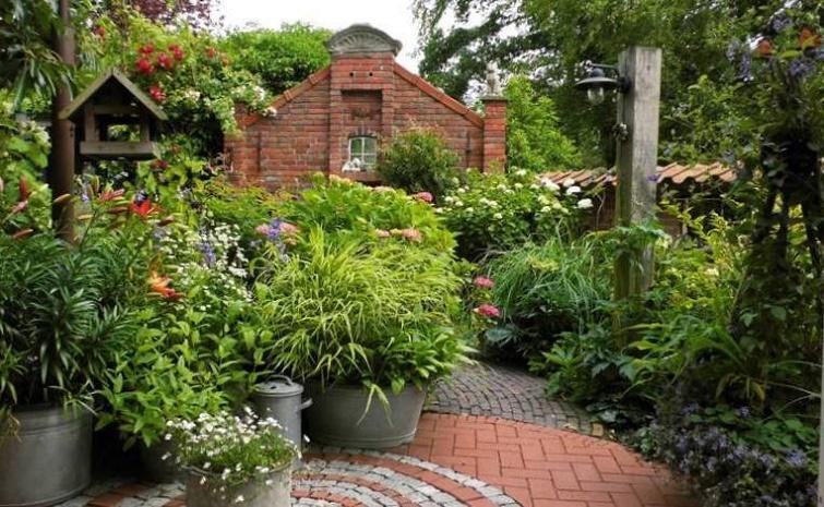 Gästewohnung im Paradiesgarten