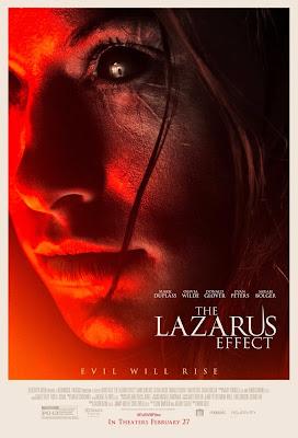 Renascida do Inferno The Lazarus Effect