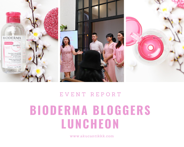 BIODERMA BEAUTY LUNCHEON  X BALI BEAUTY BLOGGER