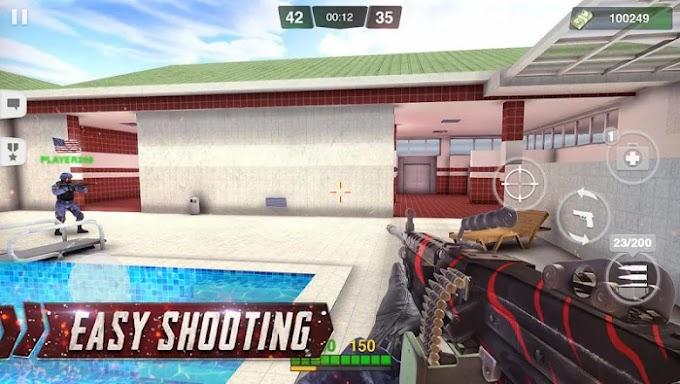 Special Ops: Gun Shooting v1.86 Apk Mod [Dinheiro Infinito] - 2019 Atualizado 📲