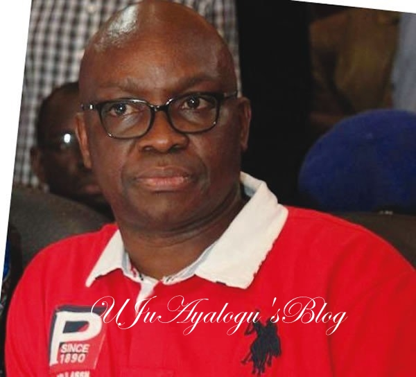 Air Peace aircraft delayed from landing for more than 15 minutes by cows - Fayose