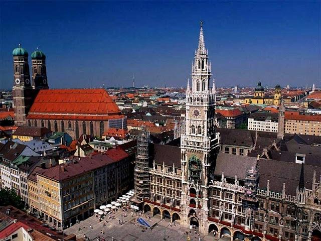 Roteiro de dois dias em Munique