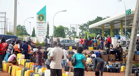 Fuel Scarcity In Lagos Set To Worsen As Satellite Depot Shuts Down
