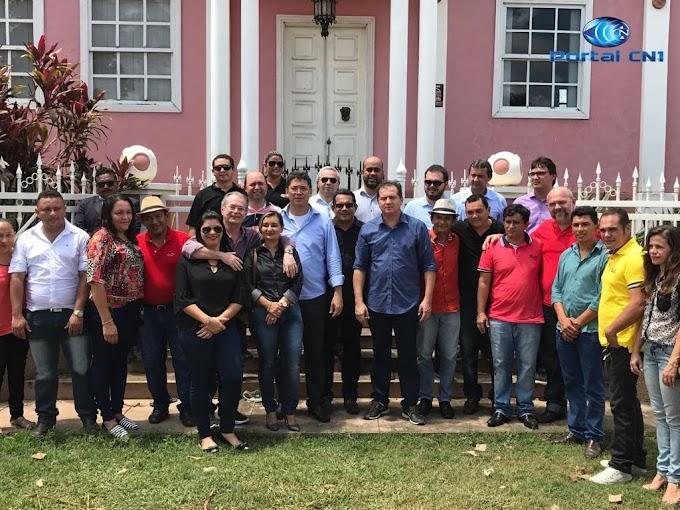 Deputado Levi Visita Bases e Recebe Apoios na Região do Baixo Parnaíba