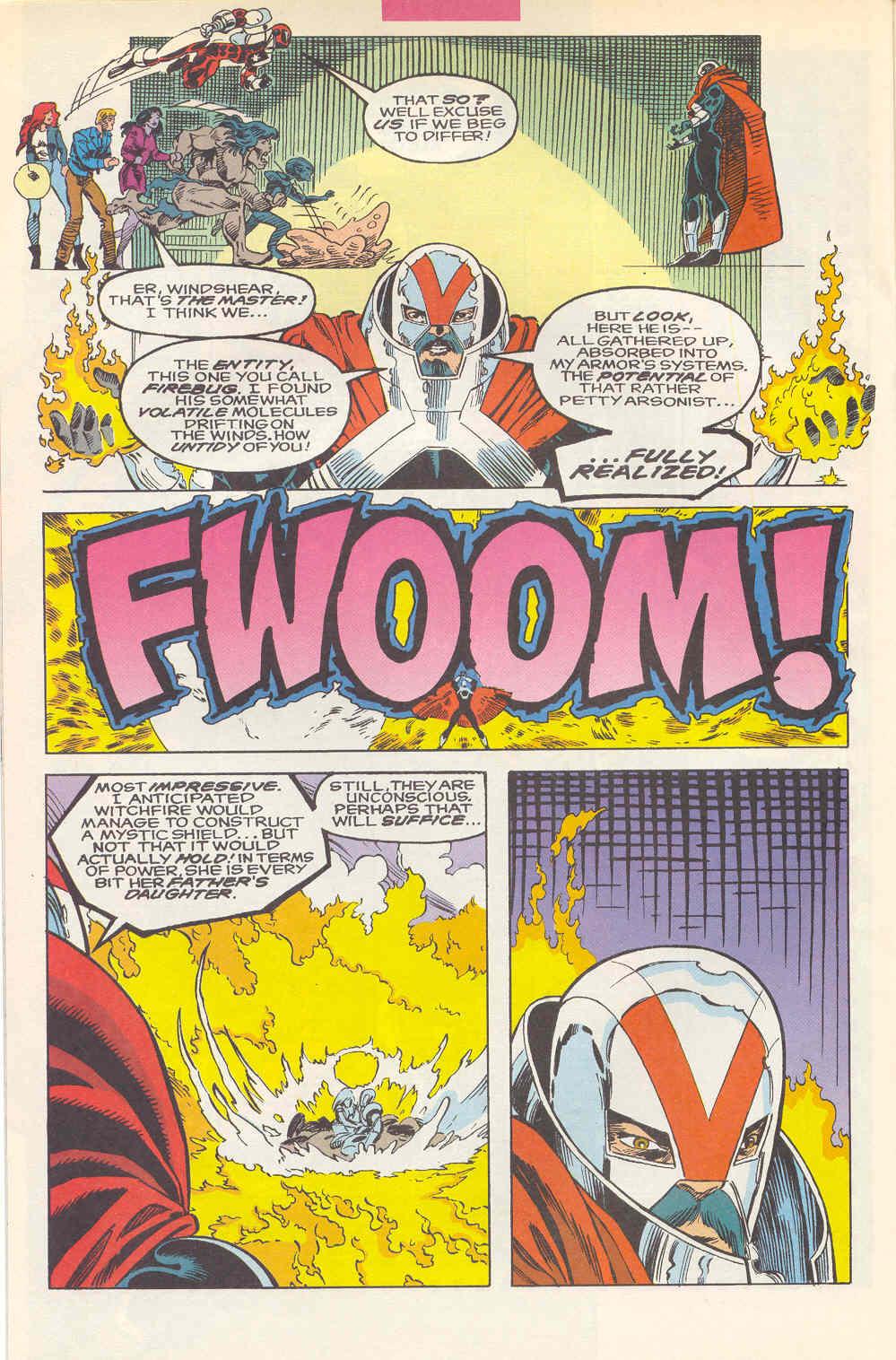 Read online Alpha Flight (1983) comic -  Issue #112 - 16
