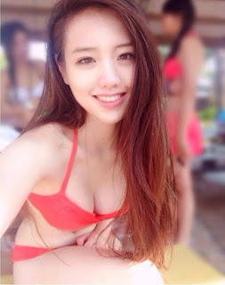 Gái xinh facebook Trương Khải Linh